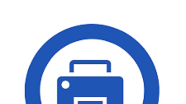 Print credit payment icon